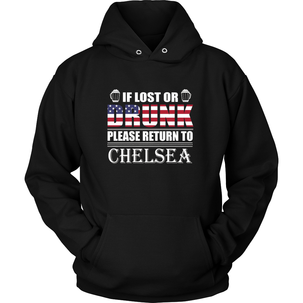 If Lost Or Drunk Please Return To Chelsea Shirt