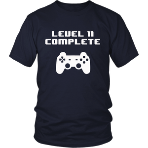 Level 11 Complete 11th Birthday 2006 T-Shirt