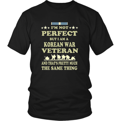 Korean Conflict Memorial Day Korean Vet Shirt Veteran's Day