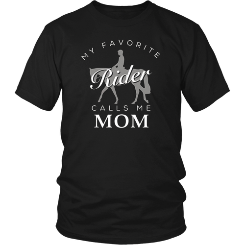 Horse Riding Mother and Daughter Son Shirt for Women