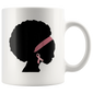 Breast Cancer Black Women Awareness Mugs