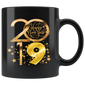 Happy New Year 2019 Mugs