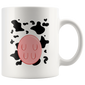 Cow Utters Costume Mugs