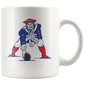 Football Patriots Crew Neck Mugs