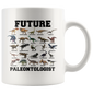 Future Paleontologist Cool Dinosaur Lover Mugs