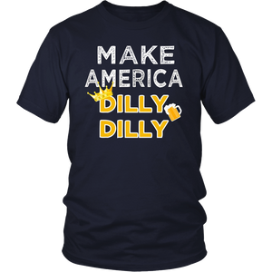 Make America Dilly Dilly Friend of the Crown Beer Shirt