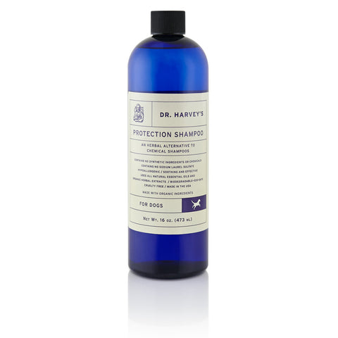 Dr. Harvey's Herbal Protection Shampoo: Shampoo with Real Herbal Extracts for Dogs