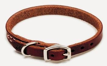 Circle T Latigo Town Leather Collars