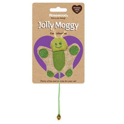 Jolly Moggy Flutterby Butterfly