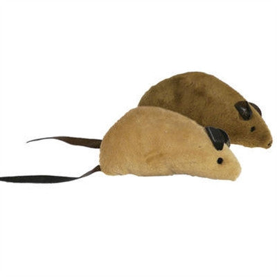 Jolly Moggy Large Play Catnip Mouse
