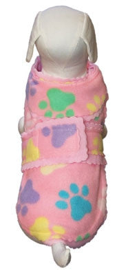 Cha-Cha Couture Pretty Paws Fleece Jacket