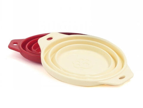 Pet Stuff Collapsible Travel Bowls