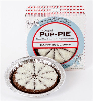 The Original Pup-PIE Happy Howlidays