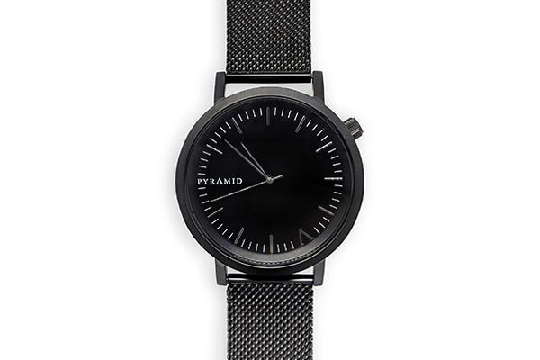 Midnight Mesh - Pyramid Watches