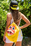 elrow Yellow Egg hat