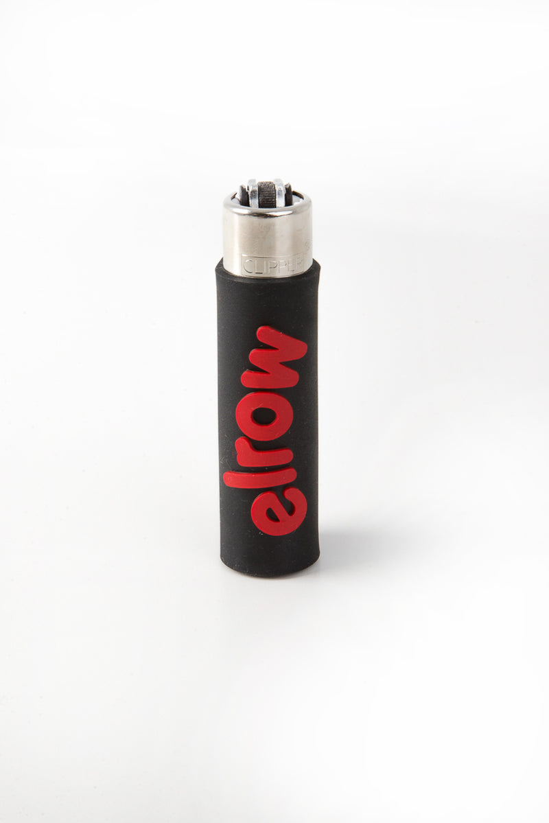 elrow black&red lighter