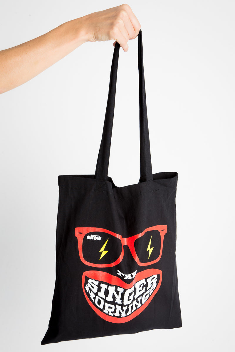 I am a singer shopping bag