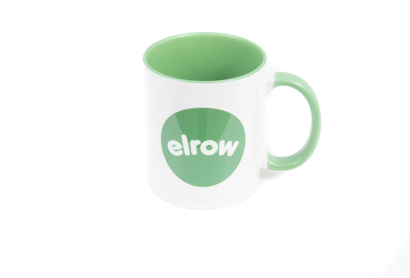 Elrow cup green