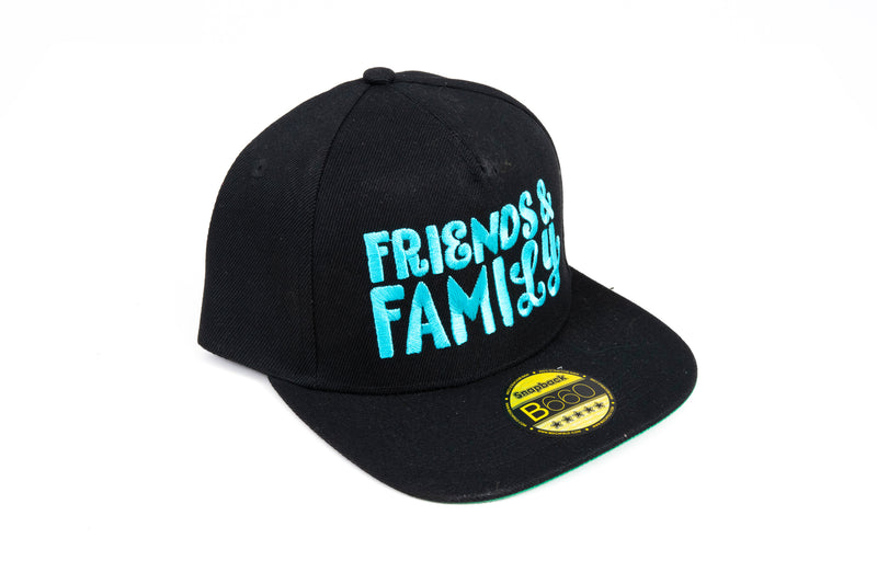 Friends & family hat