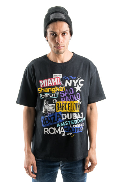 City Tour T-shirt