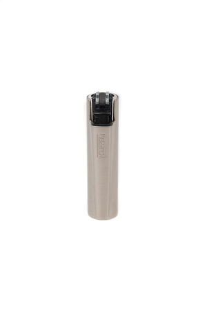 elrow metal silver lighter