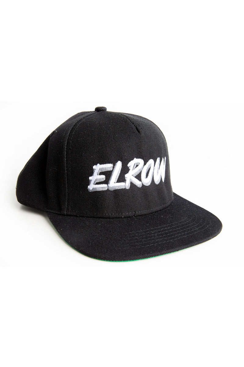 elrow Bronx black hat