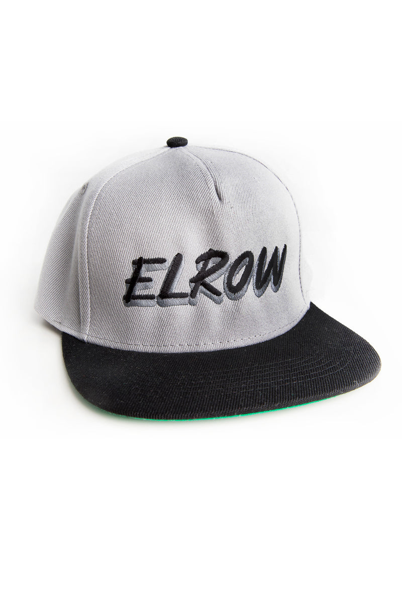 elrow Bronx grey hat