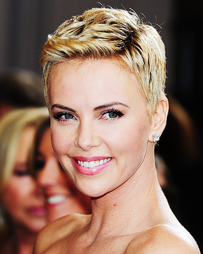 Charlize Therone's  Beauty Tips