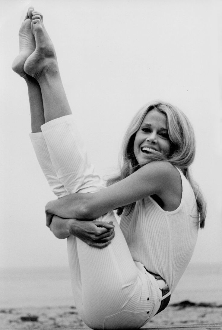 Take a look at this young Jane Fonda TBT!