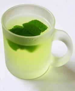 5 Foods To Munch On For More Radiant Skin - peppermint-tea