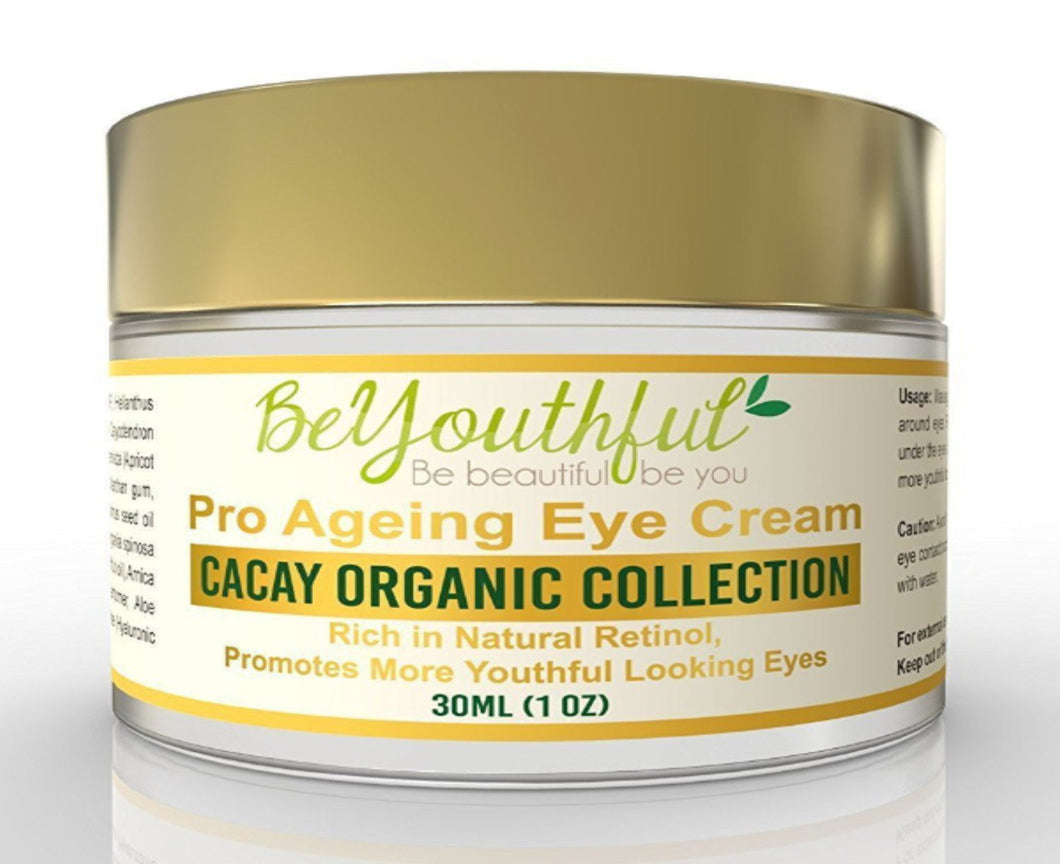 BeYouthful Pro-Ageing Eye Cream With Cacay Oil