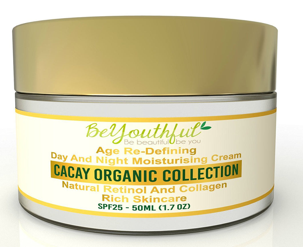 BeYouthful Cacay Oil Moisturiser Day And Night Cream