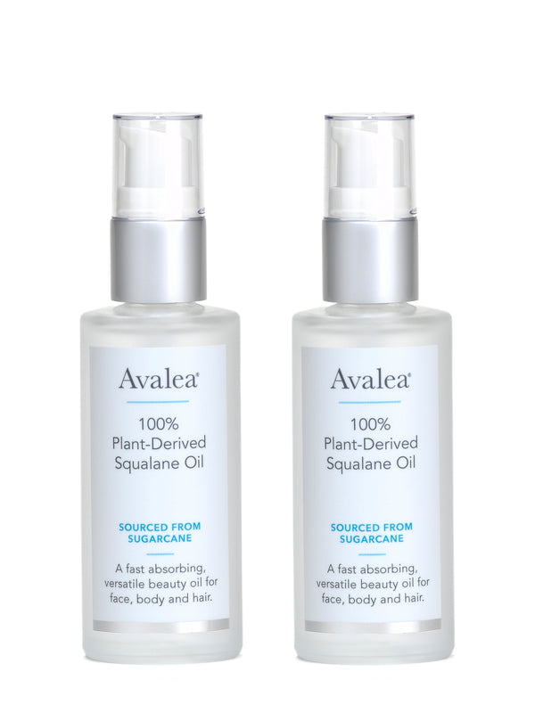 Squalane Oil 2 pack, Avalea Skincare
