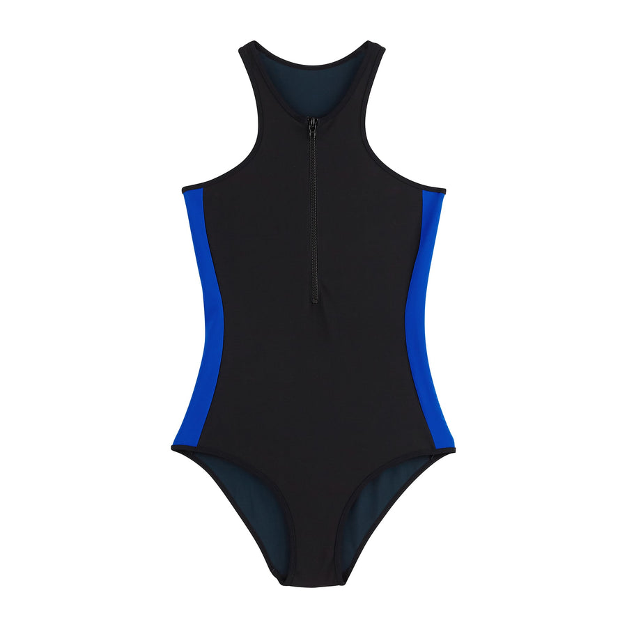 MOLITOR One-piece Super swim in black