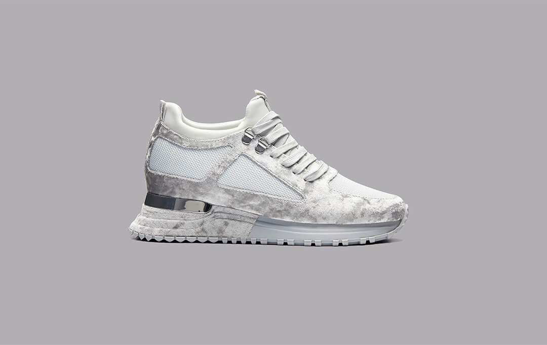 Pack velours gris