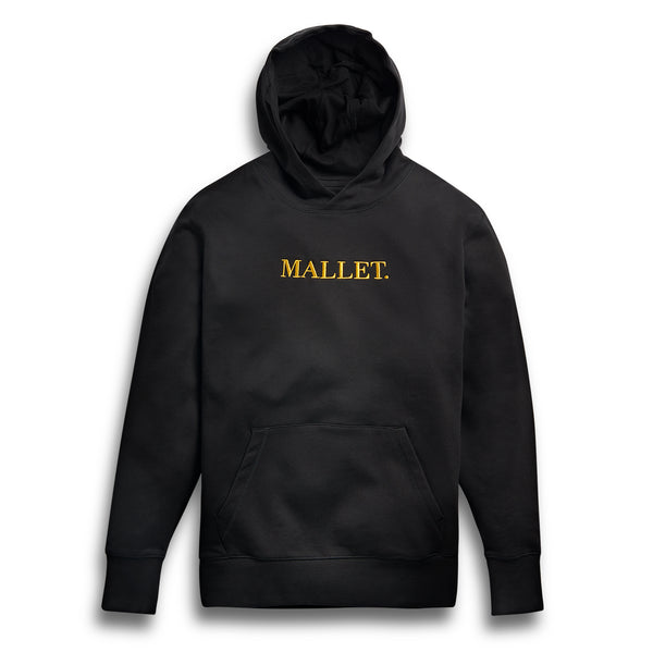 Mallet Hoodie Gold