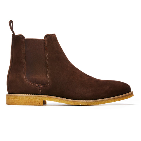 Elmore Chocolate Chelsea Boot