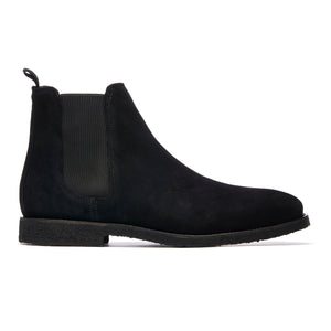 Elmore Black Chelsea Boot