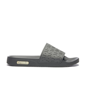 Monogram Sliders Grey