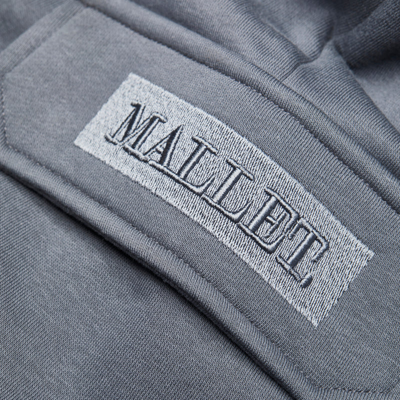 Box Logo Cargo Jogger Dark Grey