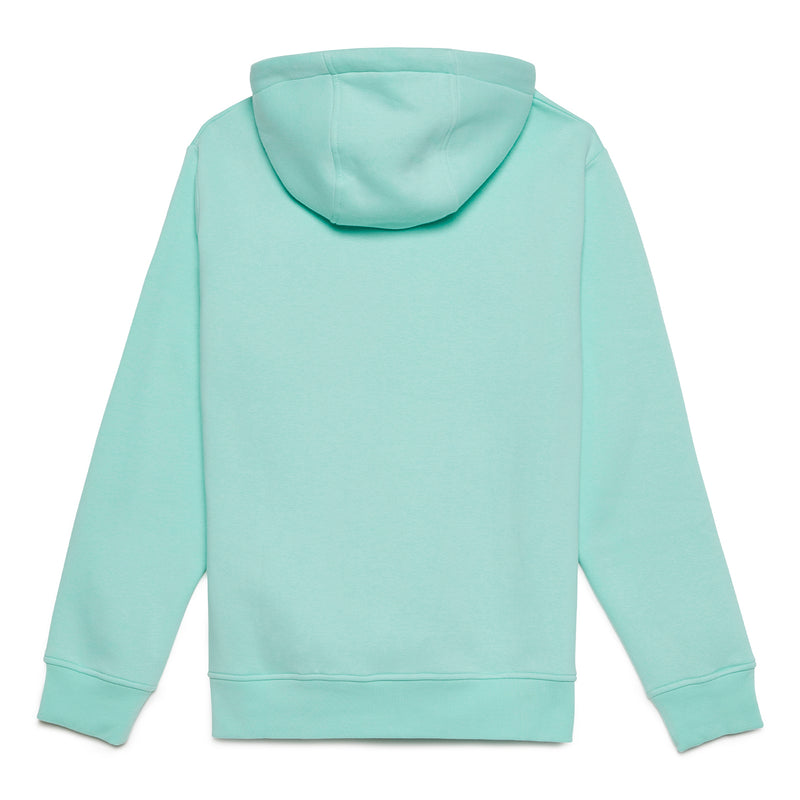 Jasper Box Logo Hood Mint