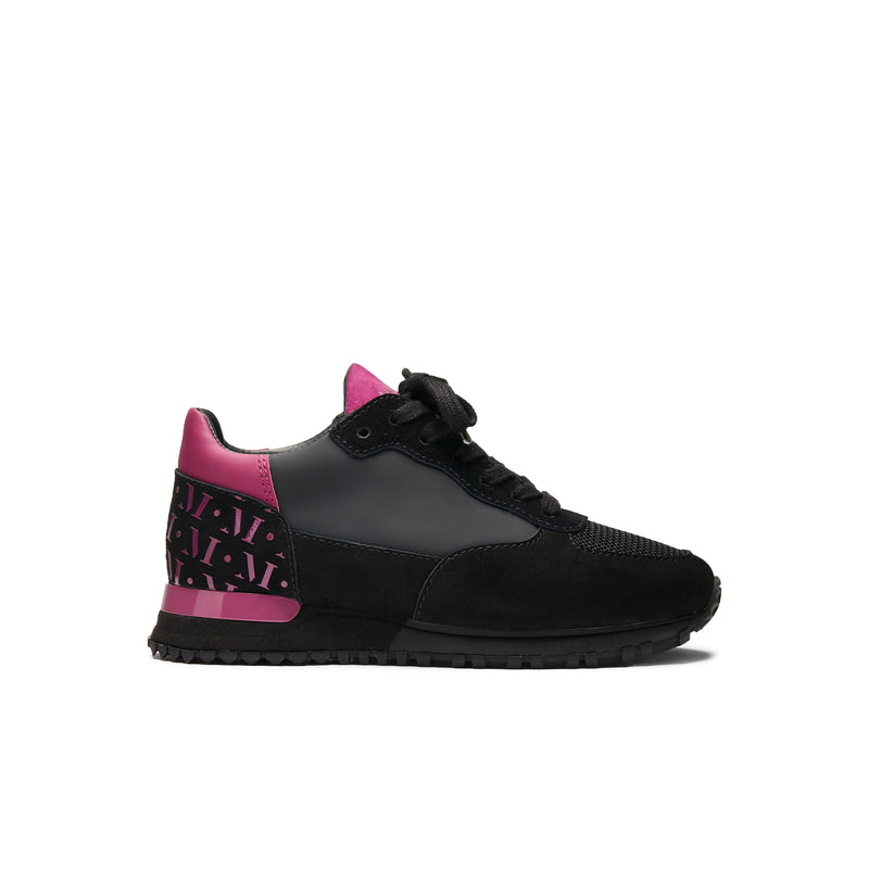 Kids Popham Black and Pink