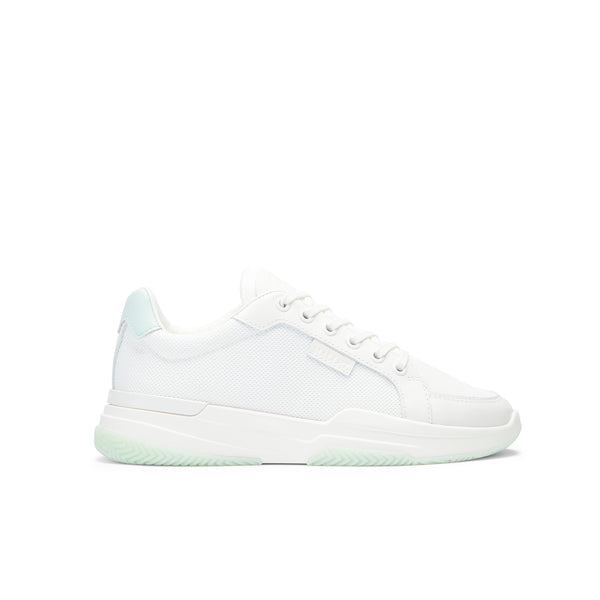 Kingsland White Mesh Mint Womens