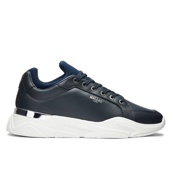 Kingsland Navy Leather