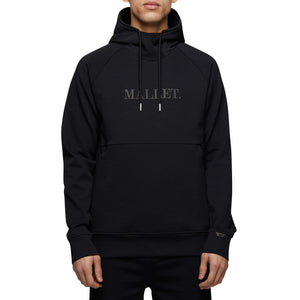 Mallet Box Logo Hoody Black