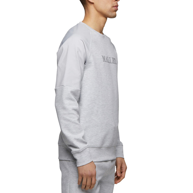 Mallet Box Logo Sweatshirt Grey