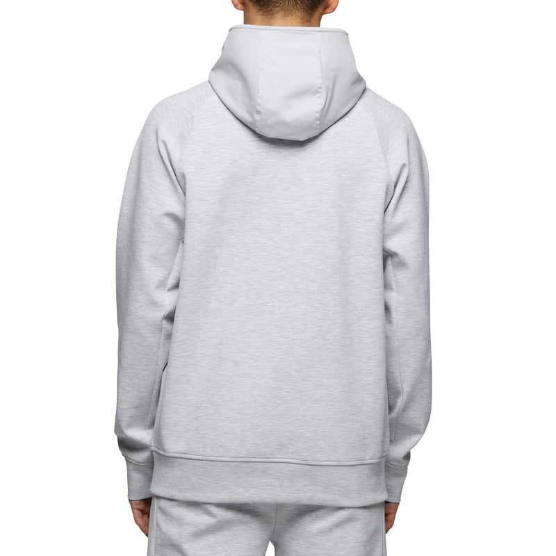 Mallet Box Logo Hoody Grey