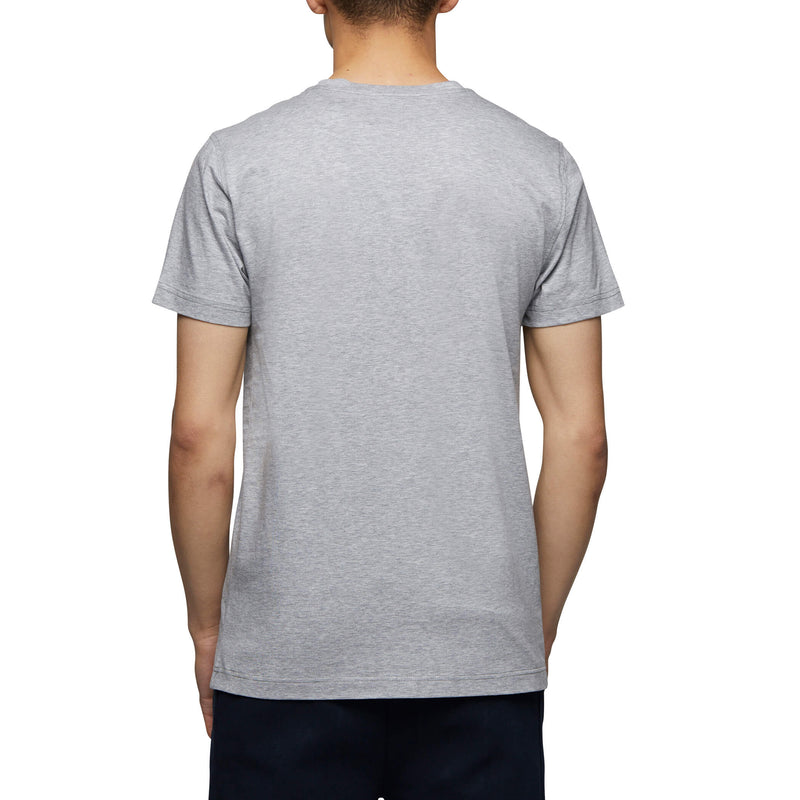 JASPER Box Logo Tee Grey