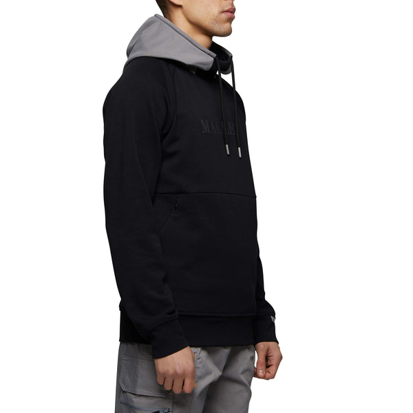 HAINES OTH HOOD Black Grey