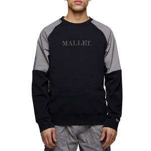 HAINES CREW Black Grey